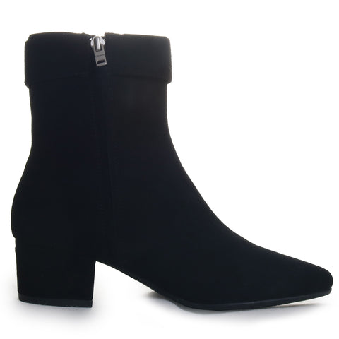 Cassandra Ankle Booties