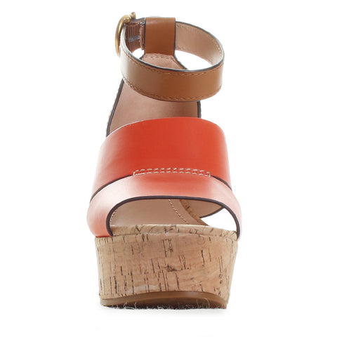 Isla Leather Wedges