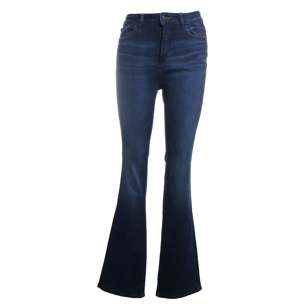 Bridget High Rise Boot Cut Jeans