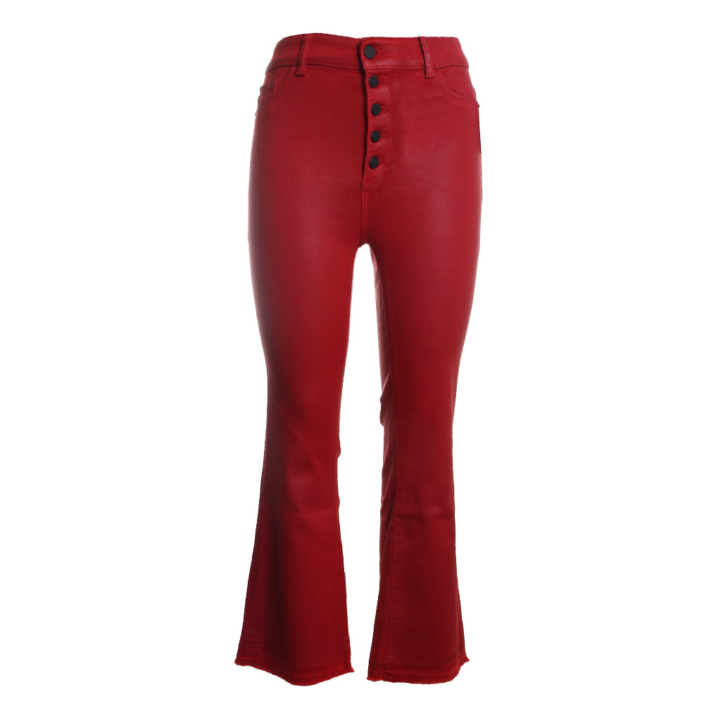 Bridget Crop Boot Cut Jeans