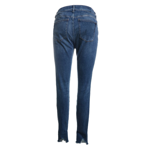 Florence Distressed Skinny Jeans