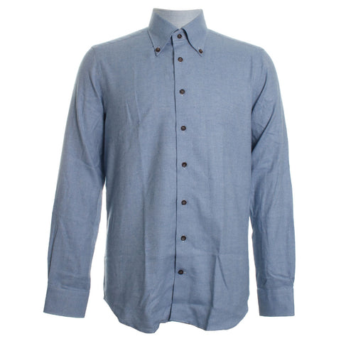 Button Front Dress Shirt