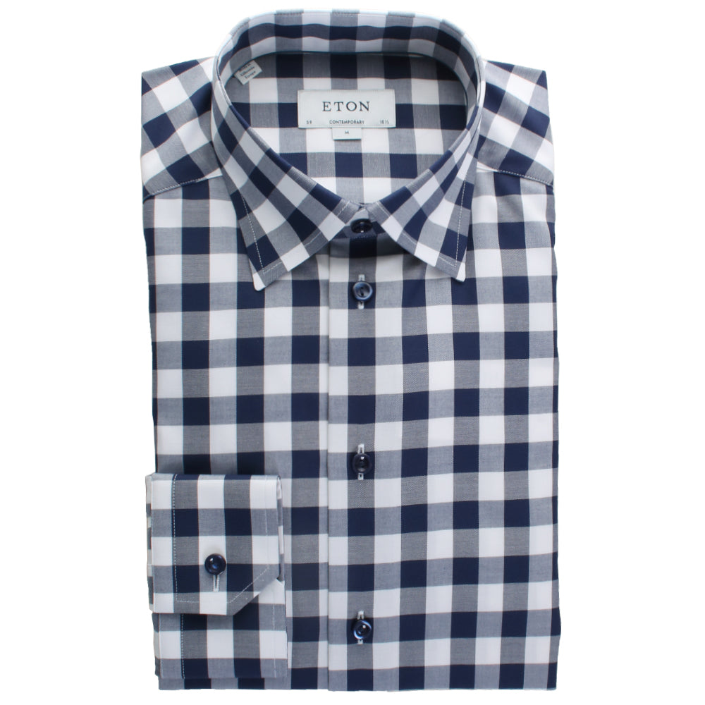 Plaid Dress Shirt