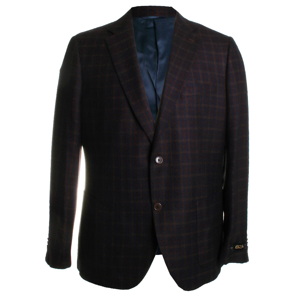 Campino Plaid Sportcoat