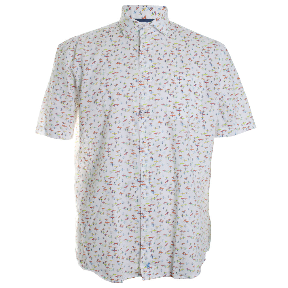 Stampede Button Down Shirt