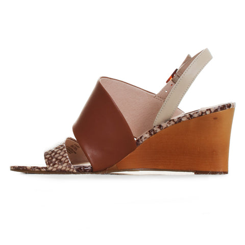 Quarza Leather Wedges