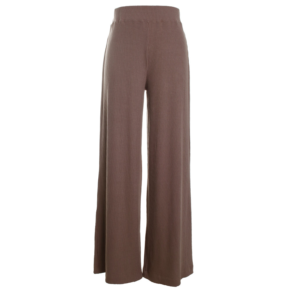 Crawford High Rise Wide Leg Pants