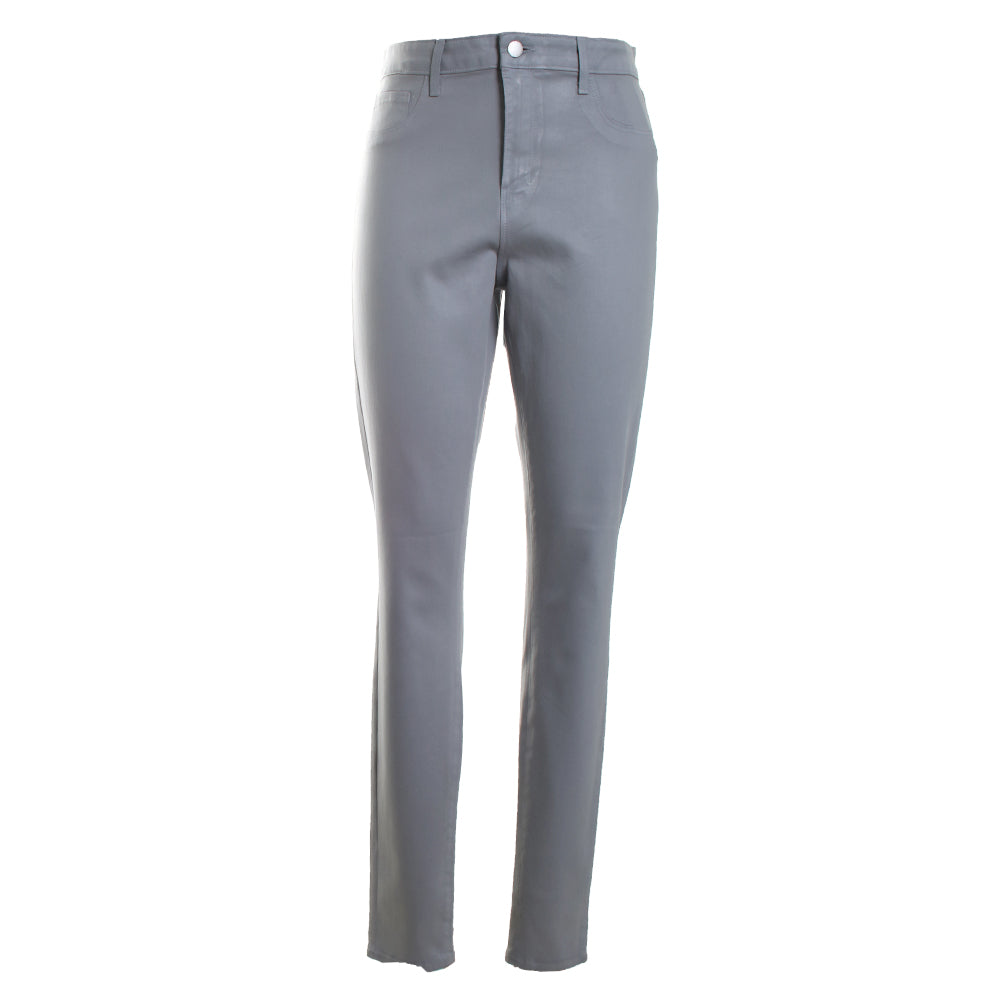 Marguerite High Rise Coated Jeans