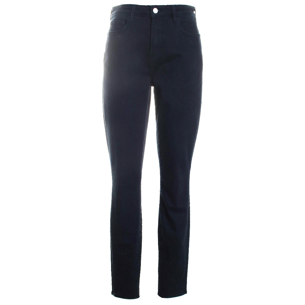 Marguerite High Rise Dark Jeans