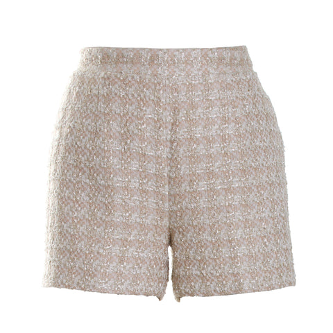 Ashton Tweed High Waist Shorts