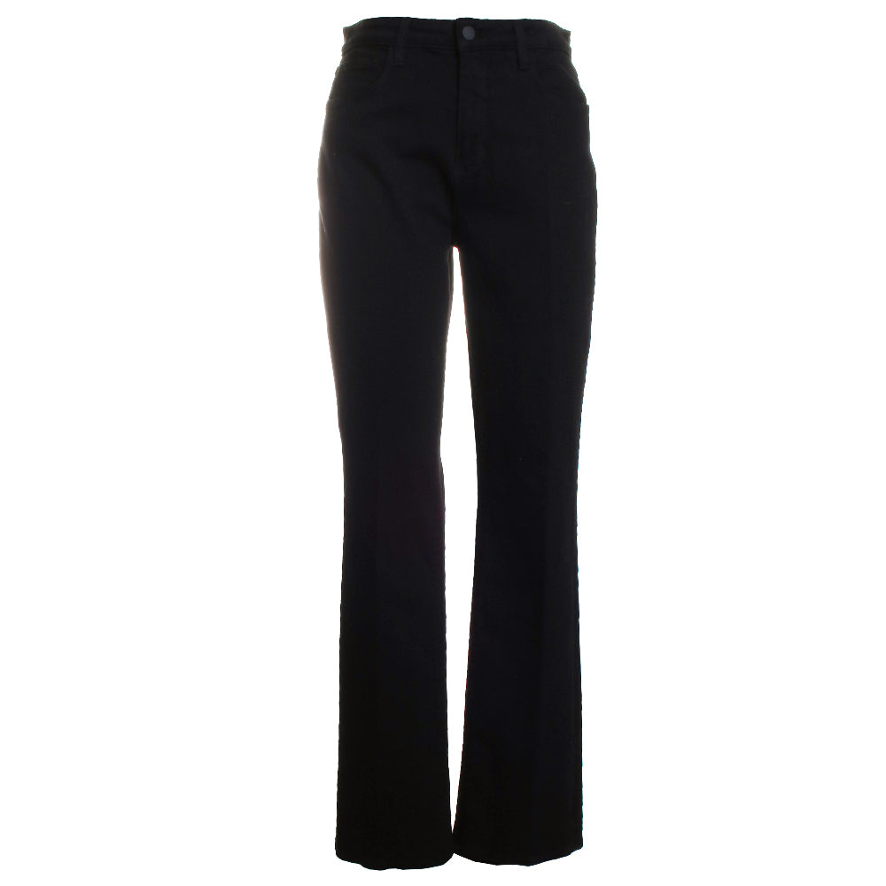 Oriana High Rise Straight Leg Denim Jeans