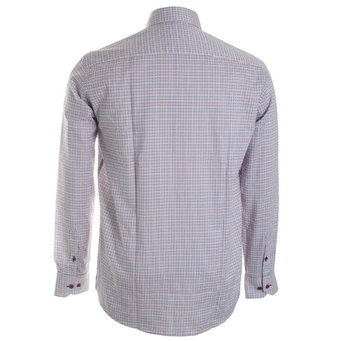Modern Plaid Dress Shirt