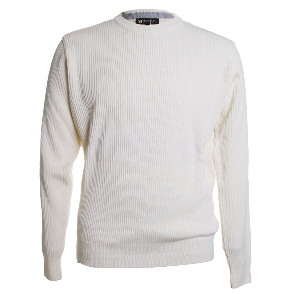 Cape Fisherman Knit Crew Neck Sweater