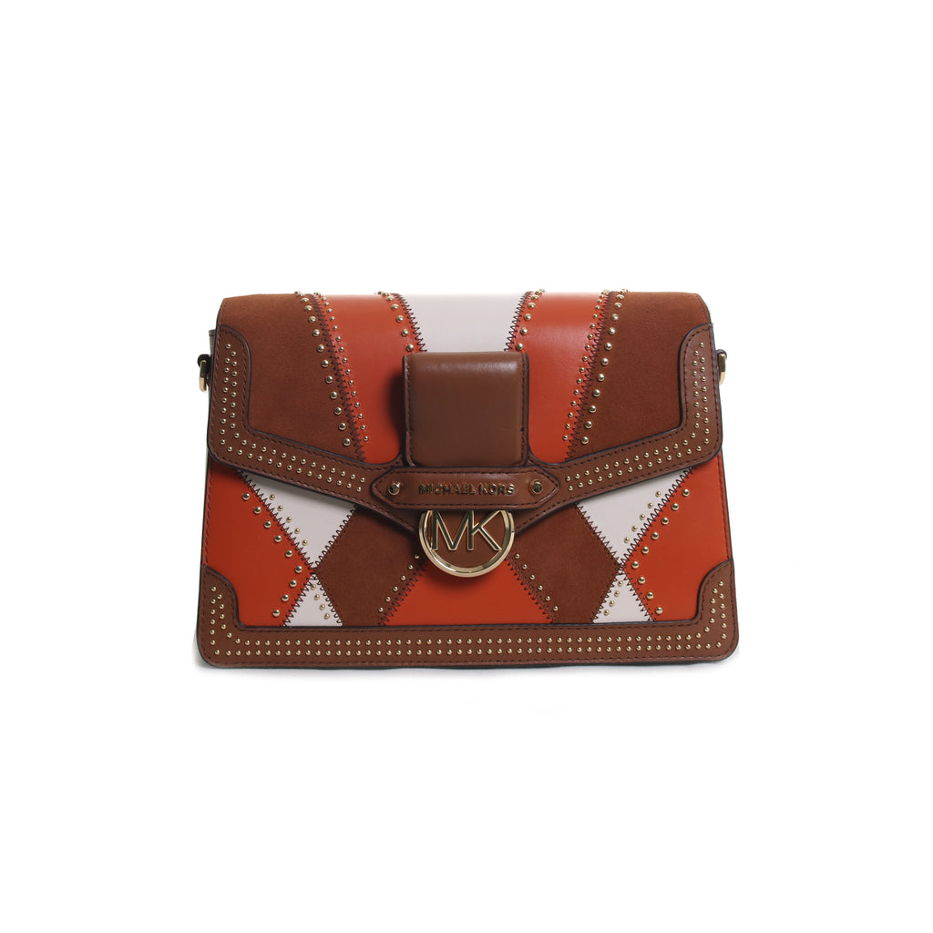 Jessie Large Flap Shoulder Bag