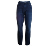 Looker Fray Ankle High Waist Jeans