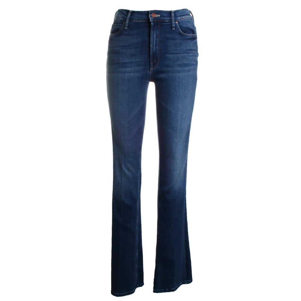 High Waist Runaway Denim Jeans