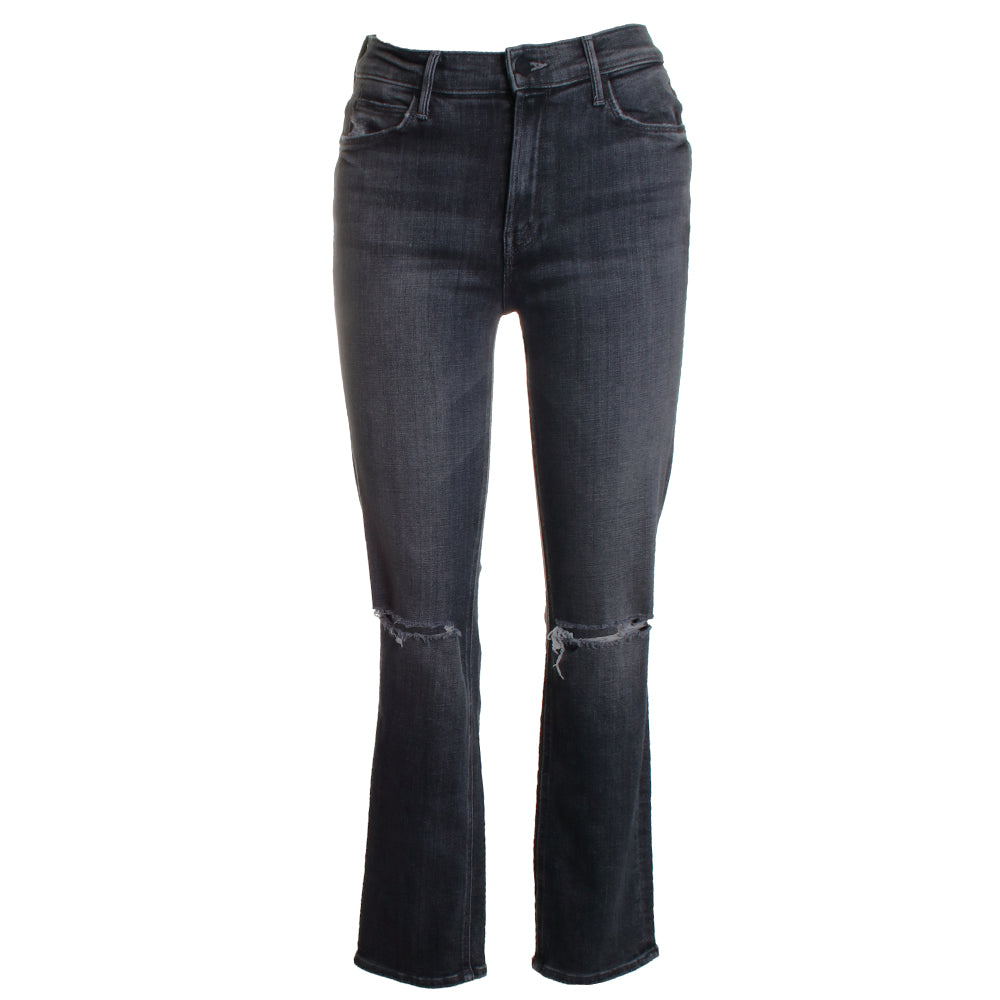 Midrise Dazzler Distressed Jeans