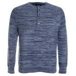 Textured Henley Shirt