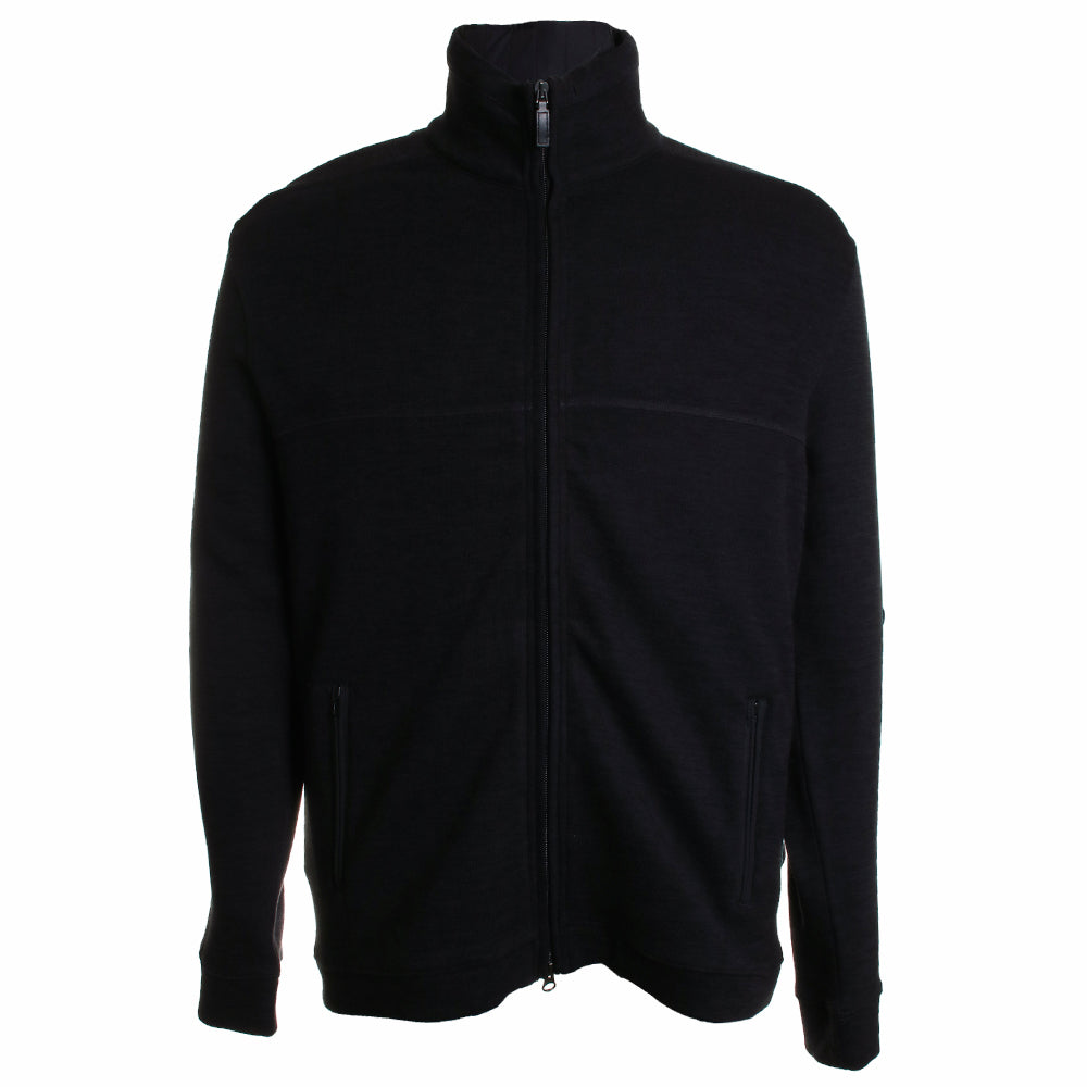 Long Sleeve Full Zip Jacket with Vest