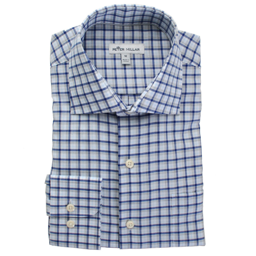 Maynard Check Dress Shirt