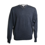 Crown Soft Vee Neck Sweater