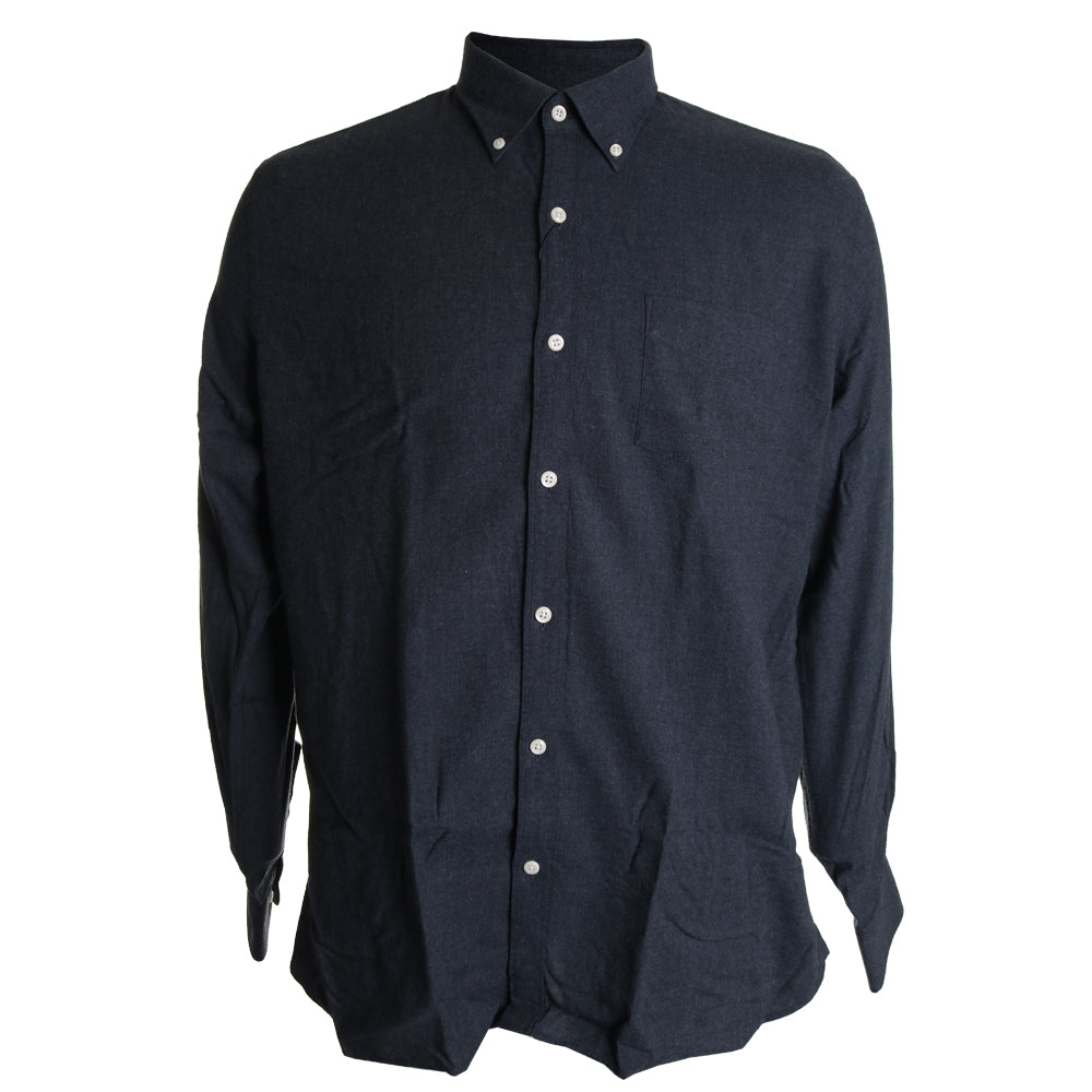 Crown Vintage Flannel Brushed Mélange Sport Shirt