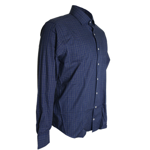 Branson Plaid Button Down
