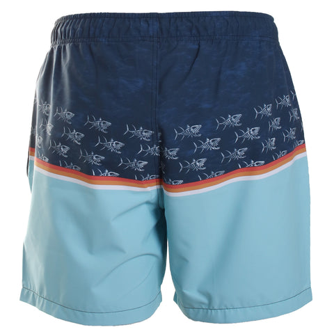 Cape Pool Swimming Trunks