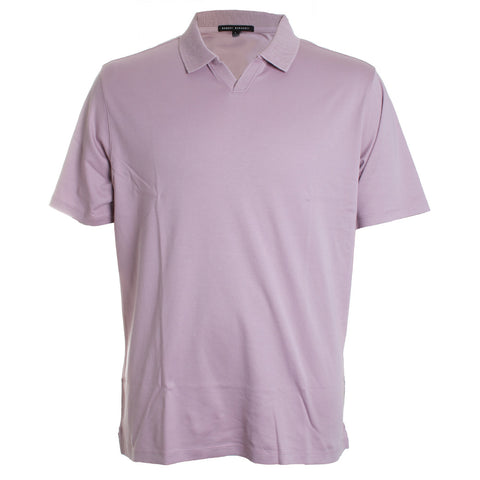Batiste Open Collar Polo Shirt