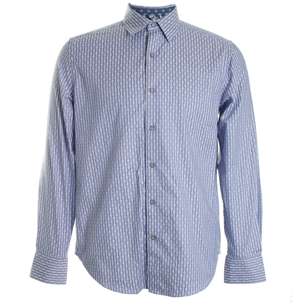 Cylinder Button Front Shirt