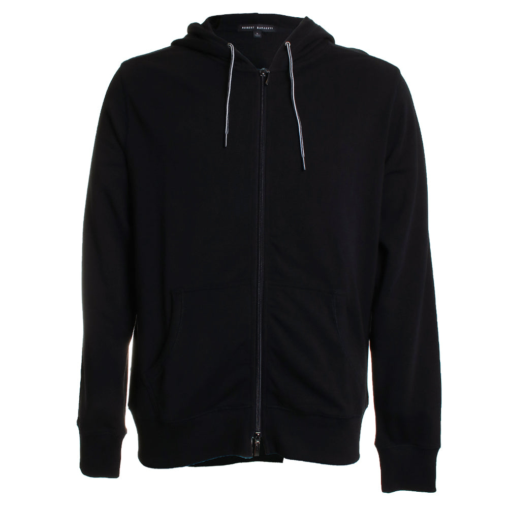 Dobie Zip Up Hoodie Sweater