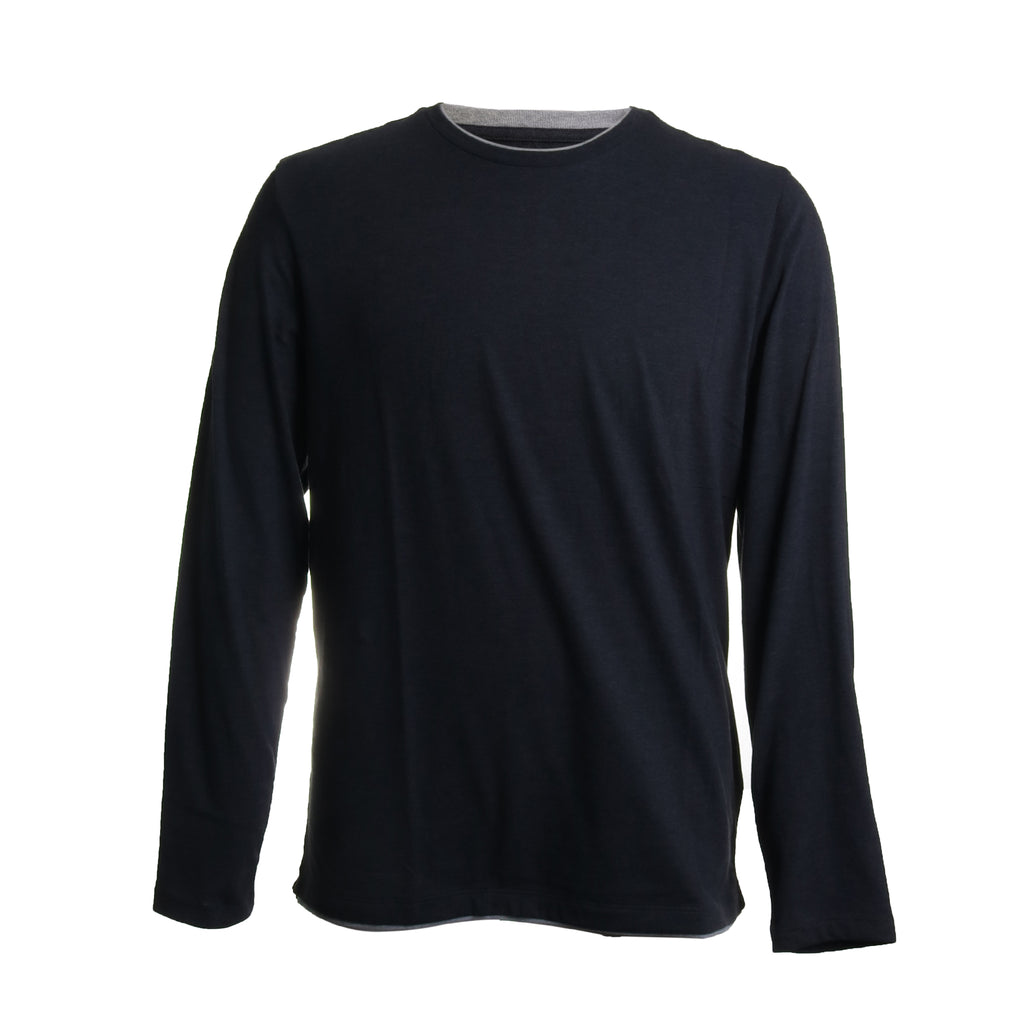 Halifax Long Sleeve Crew Neck Sweater