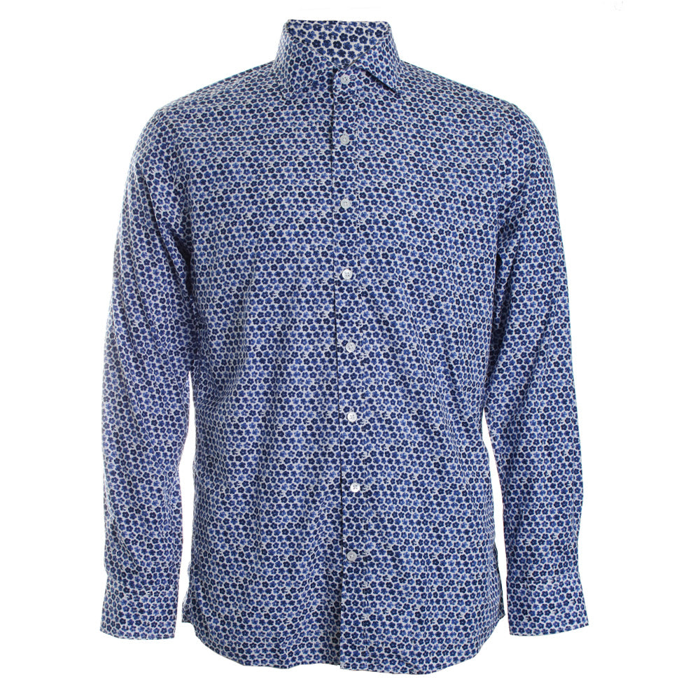 Esslin Printed Button Down Shirt