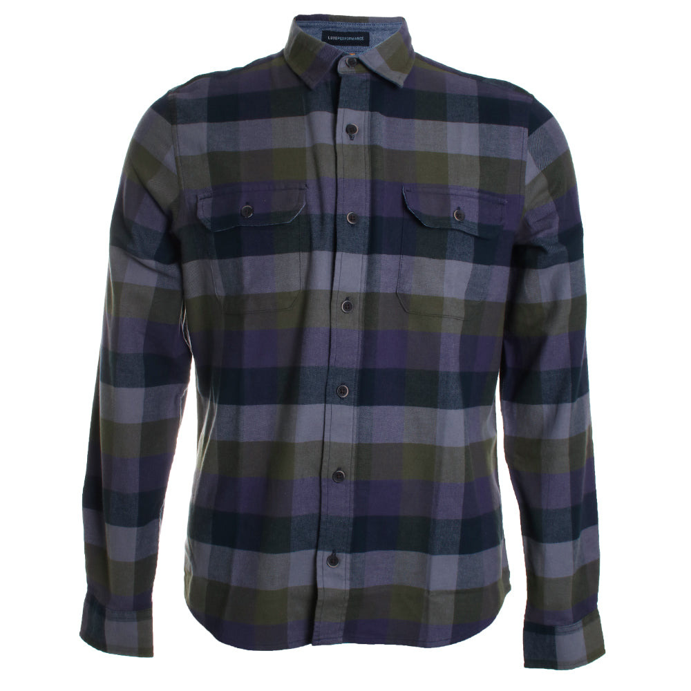 Performance Stretch Flannel