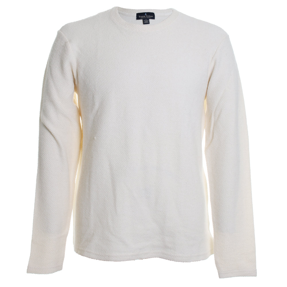 Terry Long Sleeve Tee