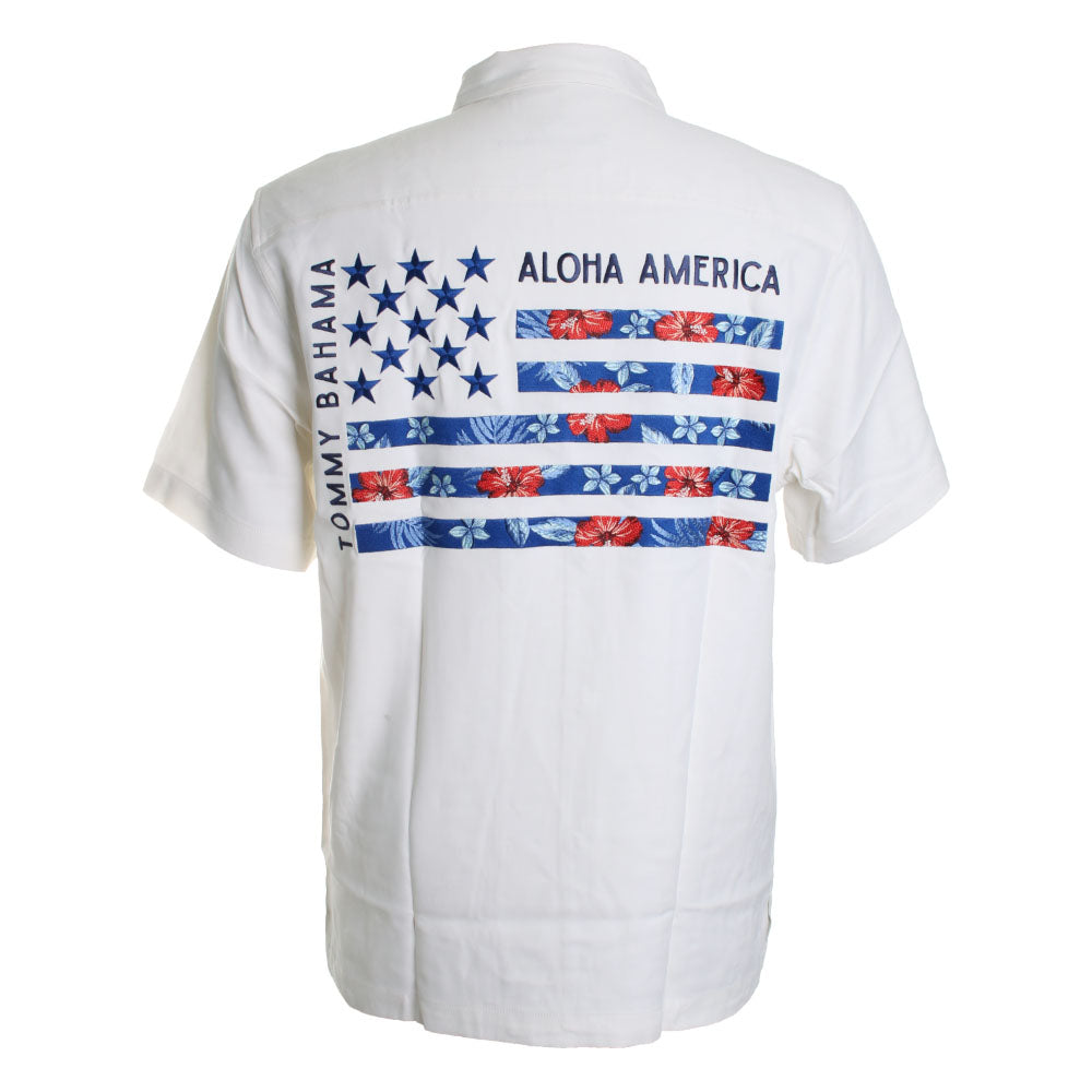 Aloha America Button Down Camp Shirt