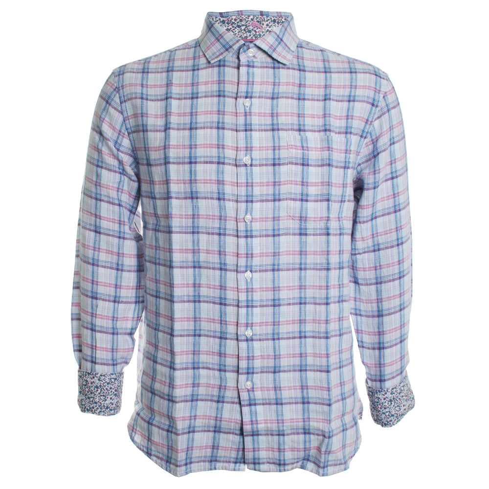 Charming Checks Button Down Shirt