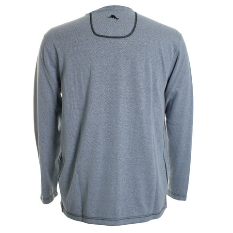 Crest Long Sleeve Flip Reversible Tee