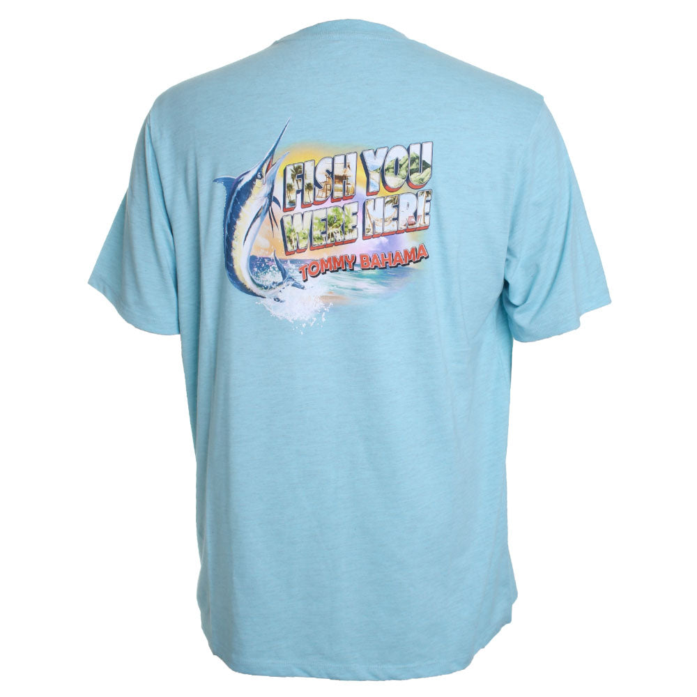 Fish You Were Here Graphic Tee