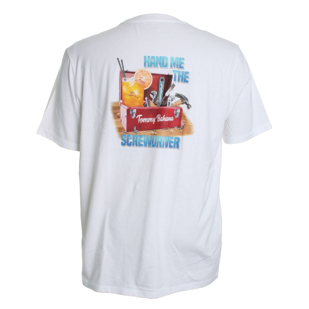 Hand Me the Screwdriver Tee Shirt