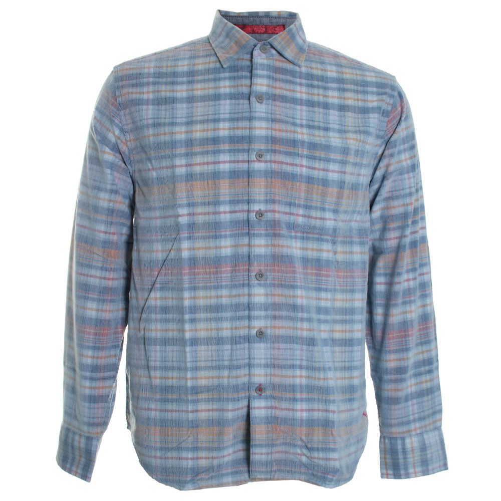 Kawani Bay Chord Button Down