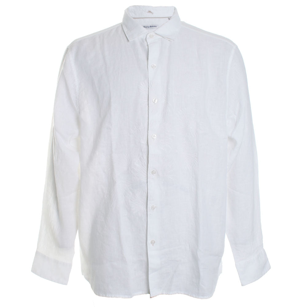 Tide the Knot Linen Button Down Shirt