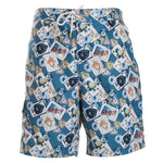Baja Stack the Deck Swimming Trunks