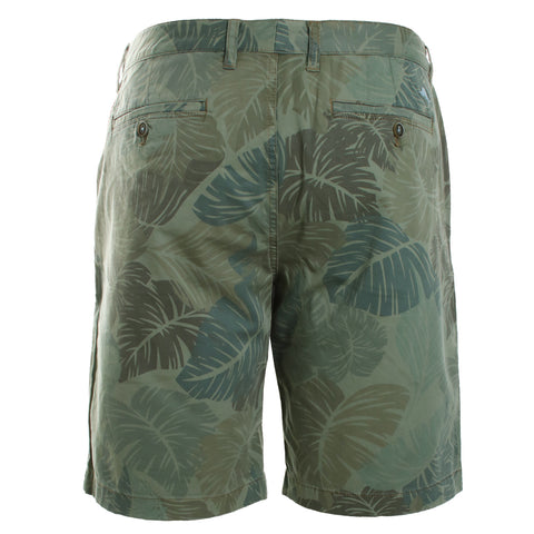Camouflage Fronds Shorts