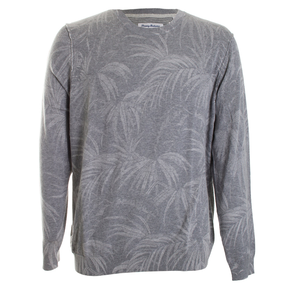 Desert Fronds Crew Neck Sweater