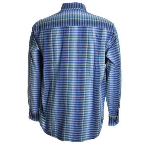 Surf Springs Stripe Button Down