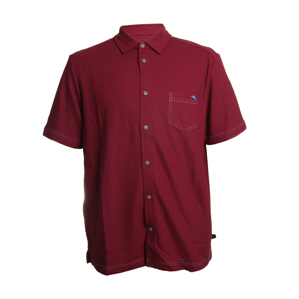 Emfielder 2.0 Button Down Polo Shirt