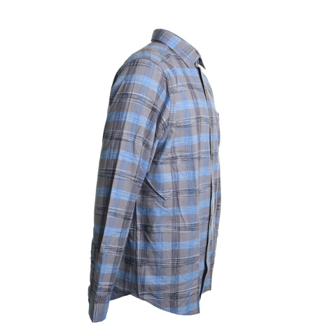 Canyon Beach Plaid Button Down Shirt