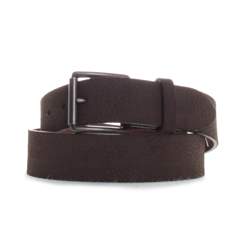 Pebble Suede Belt