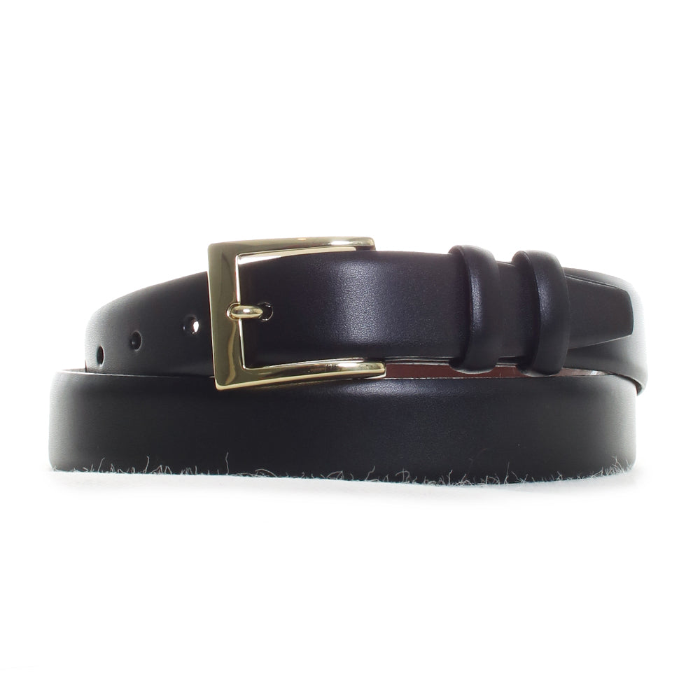 Double Buckle Dress Belt